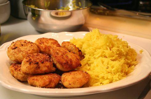 Polpette di tonno e pollo con chutney, la ricetta di Bruno Barbieri da Masterchef