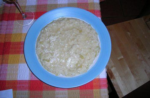 Il risotto allo spumante per San Valentino, ecco la ricetta gustosa