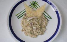 Risotto con anguille alla comacchiese, la ricetta tradizionale