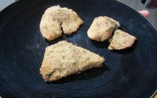 Sgombro al forno impanato, la ricetta ideale per i bambini