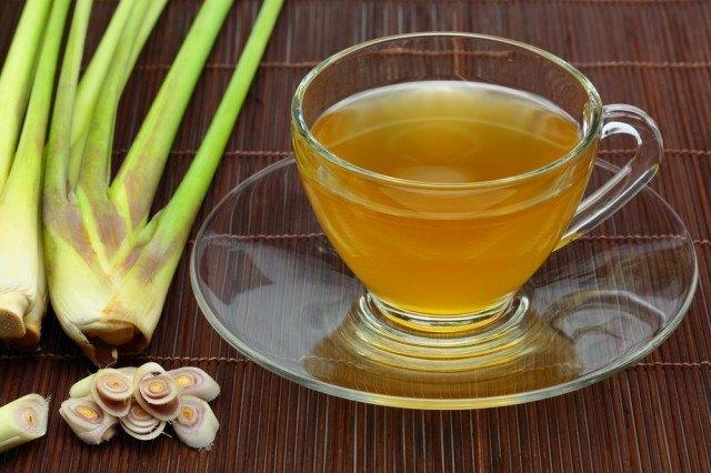 Un tè al Lemongrass