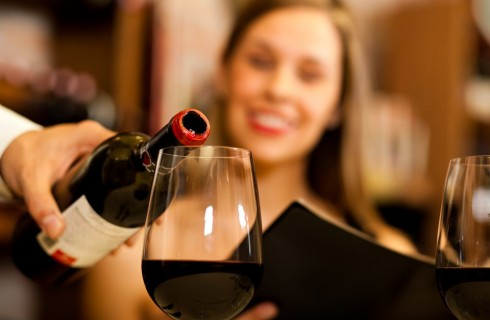 Come valutare la carta dei vini di un ristorante