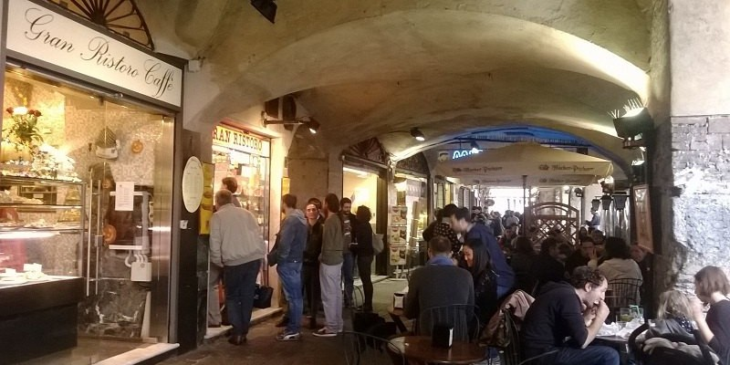 Gran Ristoro, Genova