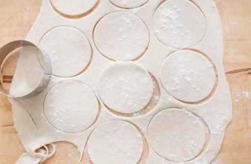 I dischi di pasta sfoglia