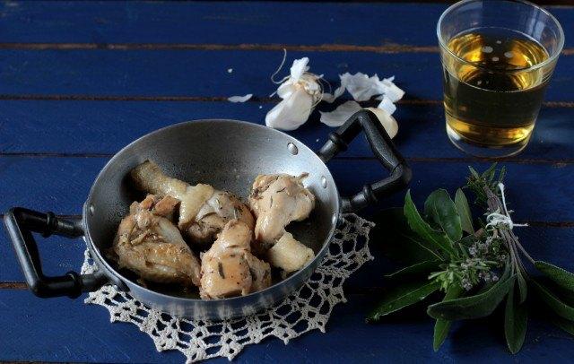 Il pollo alla birra