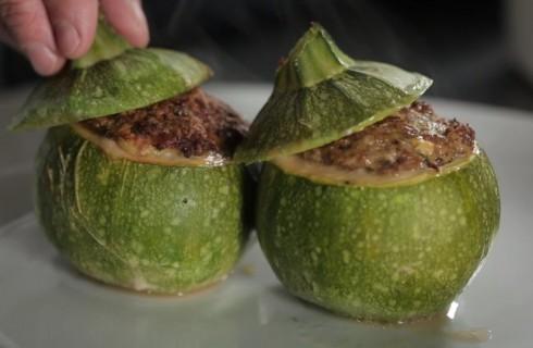 Zucchine ripiene: la video ricetta