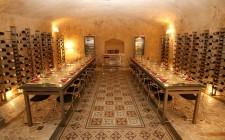 La 19ª buca Winery: mangiare sottoterra
