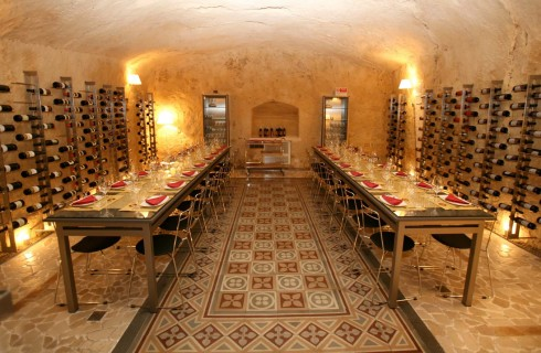 La 19ª buca Winery: mangiare sottoterra a Matera
