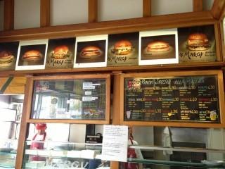Margy Burger, Milano