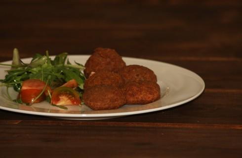 Polpette indiane: shami kebab