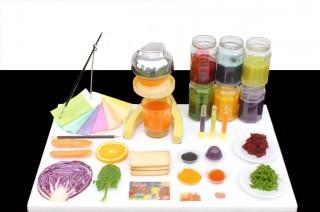 Una Food Experience di Puro Colore