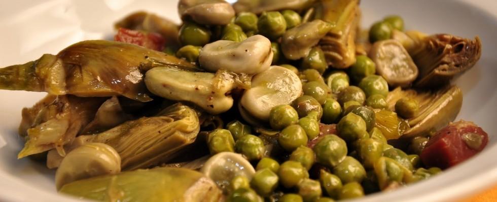 Vignarola: come si fa e dove si mangia a Roma