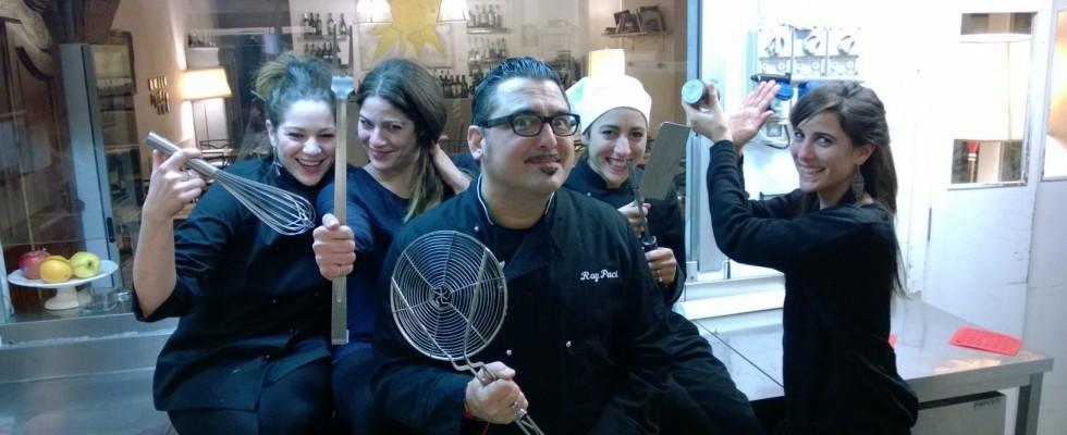 Gattò a Milano: quattro cuori e un risto-shop