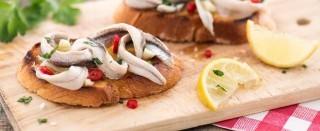 Alici marinate: l'antipasto perfetto