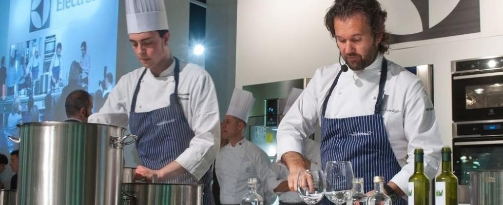 Cucinare 2014: a Pordenone con gli chef stellati