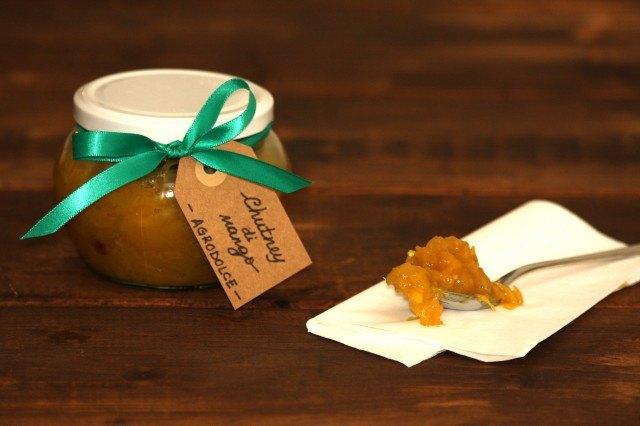 Il chutney di mango