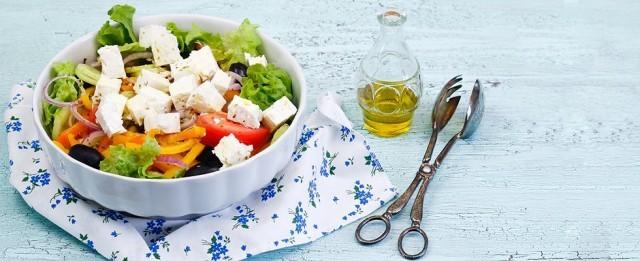 L'insalata greca