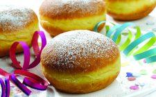 La ricetta di Carnevale dei krapfen al forno