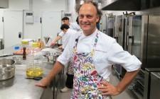 Come cucinare la spigola: Moreno Cedroni