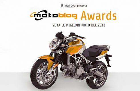 Motoblog Awards, ecco come votare le più interessanti moto del 2013