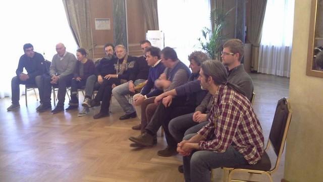 Presentazione a Milano di ViniVeri 2014