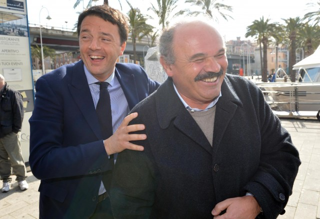 Renzi Farinetti