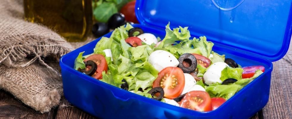Schiscetta: 10 idee per la pausa pranzo in ufficio
