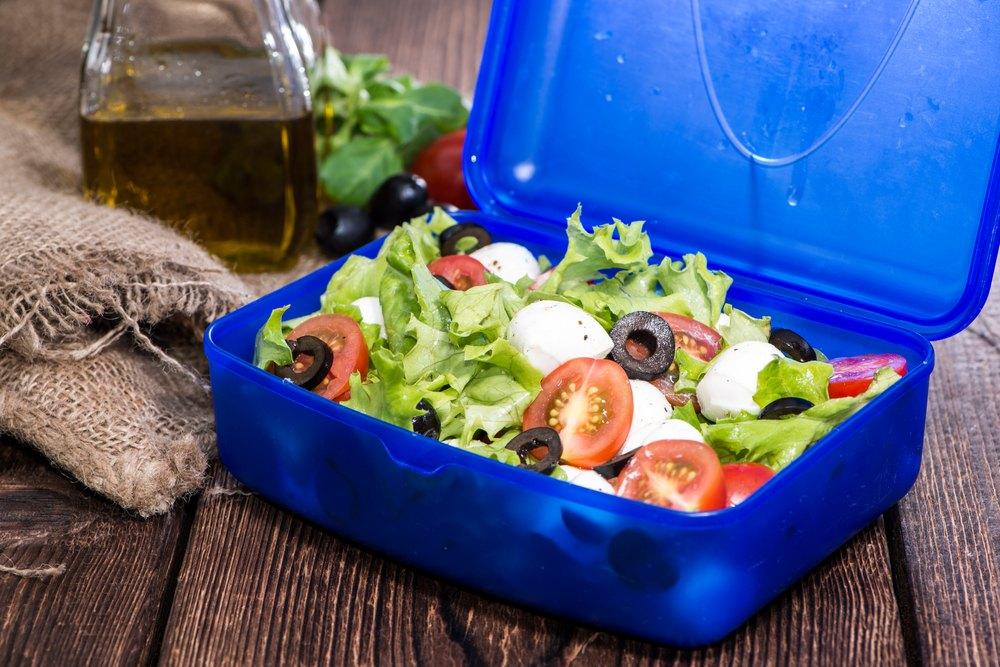 Idee Pranzo Ufficio : Pranzo in ufficio idee sane e veloci la cucina italiana