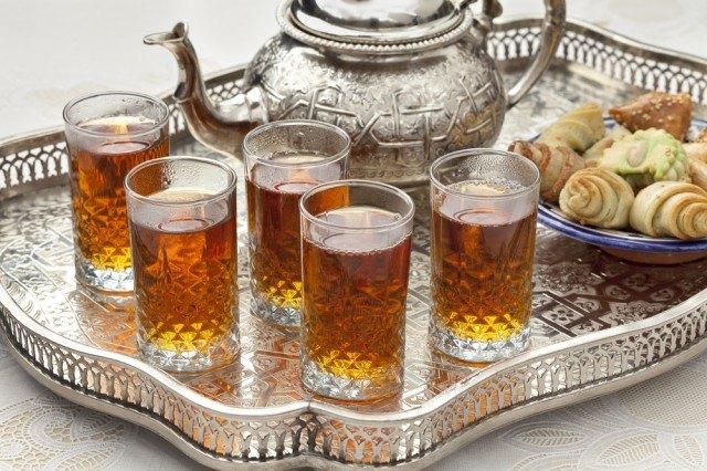 Tè arabo