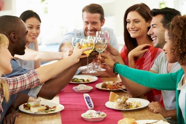Cena amici