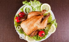 La scomparsa del pollo dal ristorante
