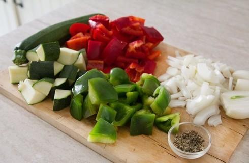 Le verdure della ratatuoille