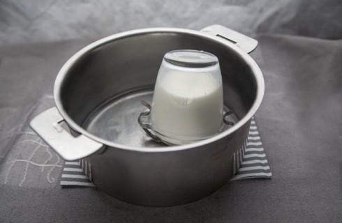 come fare lo yogurt
