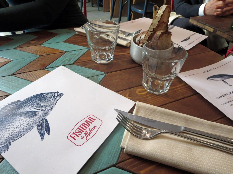 Fishbar de Milan, Milano - Foto 1