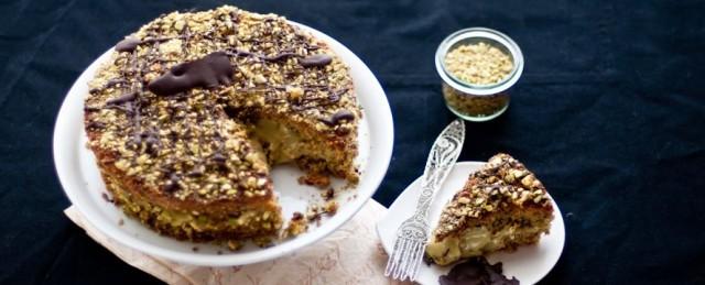 La torta pistacchio