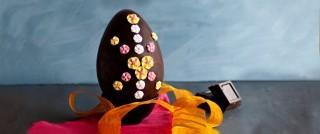 Ricetta uovo di Pasqua al cioccolato