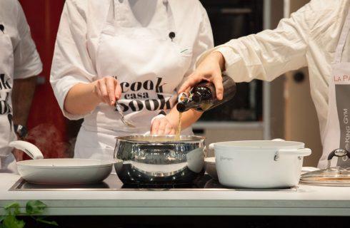 Casa CookBook: al Salone del Libro di Torino 2014 tanti eventi con i libri di cucina