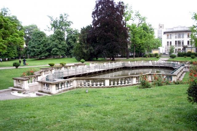 Giardini della Guastalla, Milano