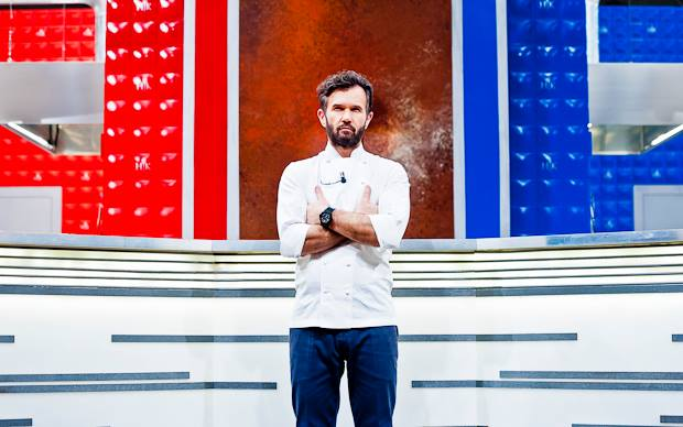 Cracco a Hell's Kitchen