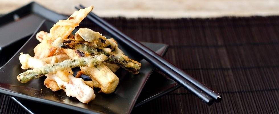 Tempura: la frittura perfetta