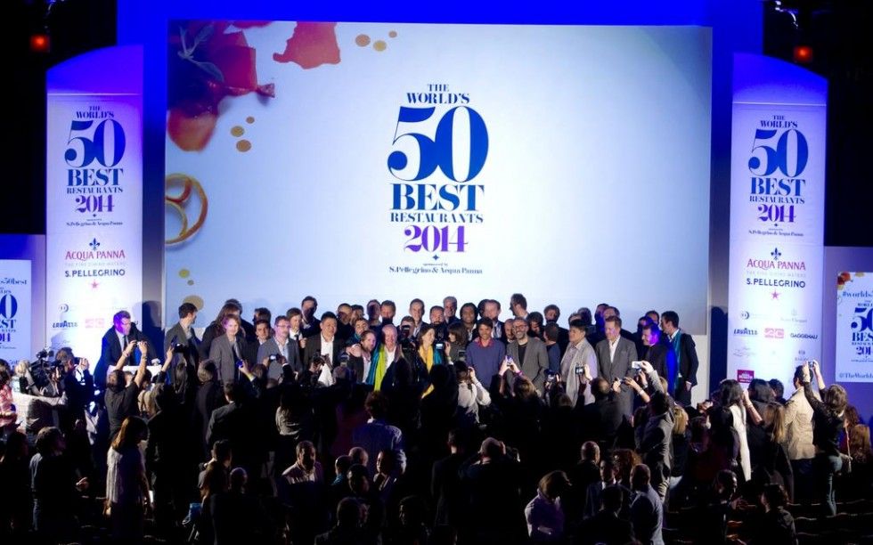 The World's 50 Best Restaurants - Foto 1