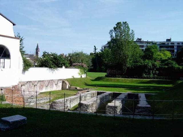 Parco dell'anfiteatro Milano