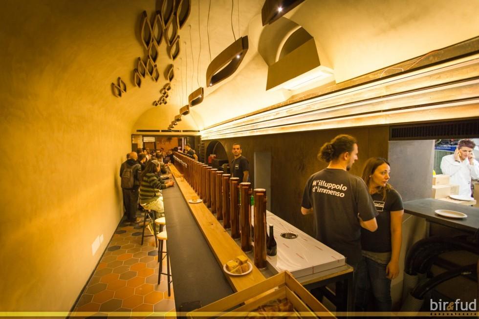 Il nuovo Bir&Fud a Roma: birra e Bowerman - Foto 9