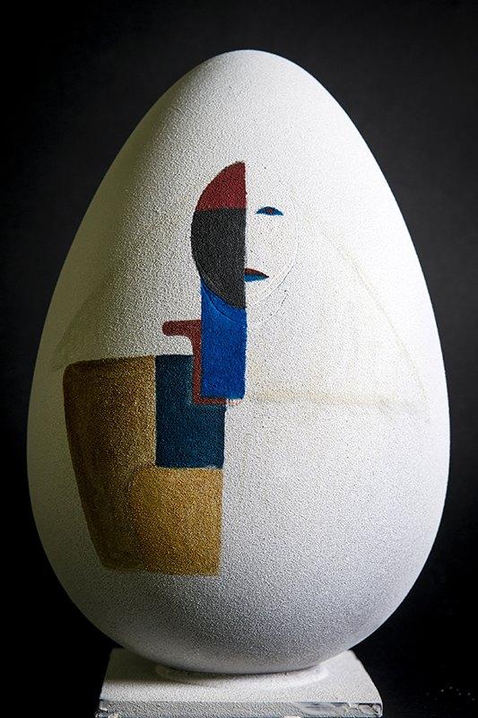L'uovo di Pasqua diventa arte a Roma - Foto 3