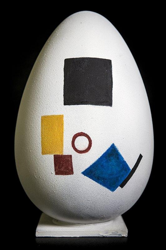 L'uovo di Pasqua diventa arte a Roma - Foto 4