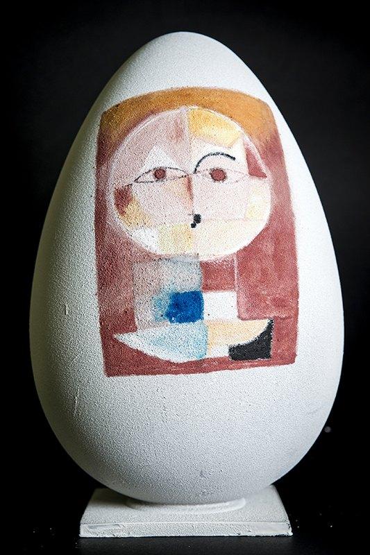 L'uovo di Pasqua diventa arte a Roma - Foto 5