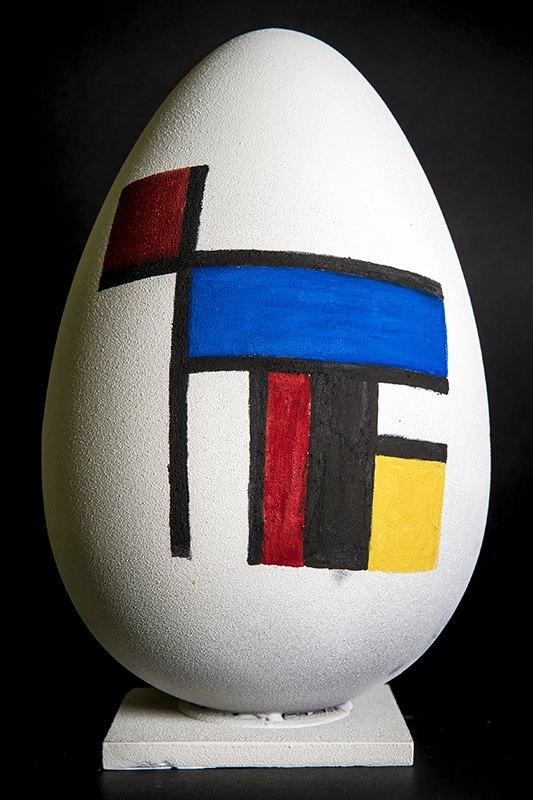 L'uovo di Pasqua diventa arte a Roma - Foto 6