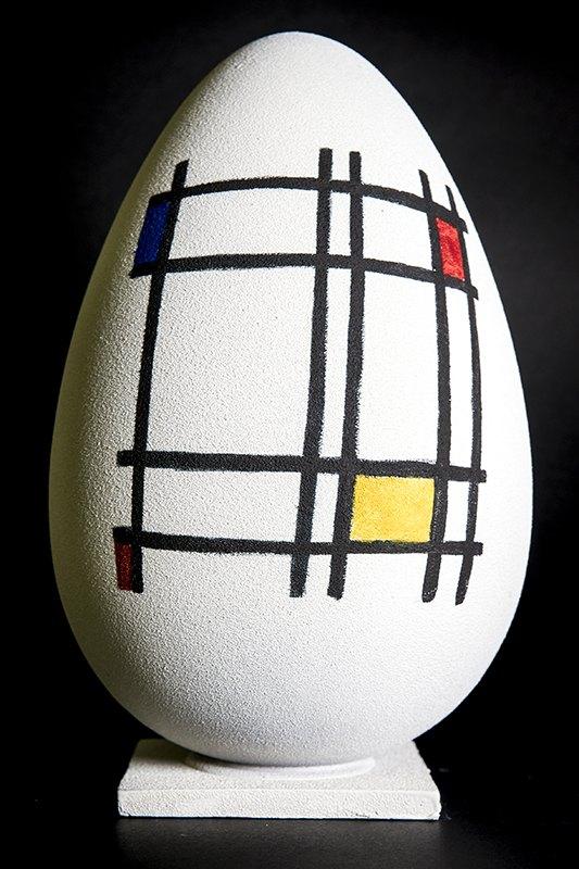 L'uovo di Pasqua diventa arte a Roma - Foto 8