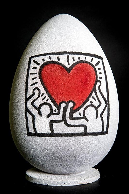 L'uovo di Pasqua diventa arte a Roma - Foto 1