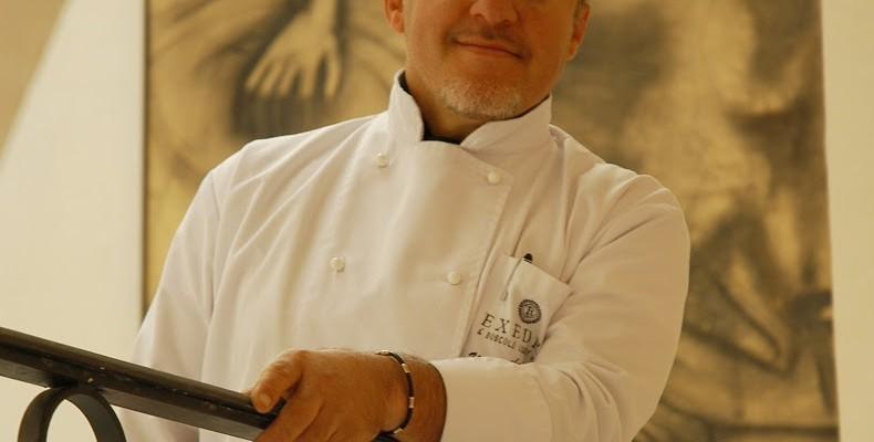 Il risotto alla carbonara di Umberto Vezzoli